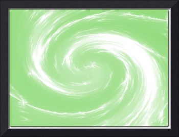 Swirl On Green