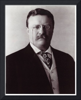 Blue Bloods Teddy Roosevelt Portrait Print