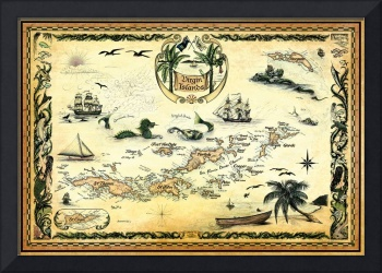 Virgin Islands Chart