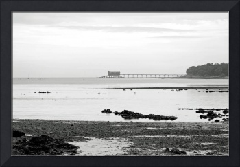 Bembridge Lifeboat Station from St Helens (24598-R