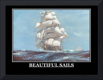 Beautiful sails