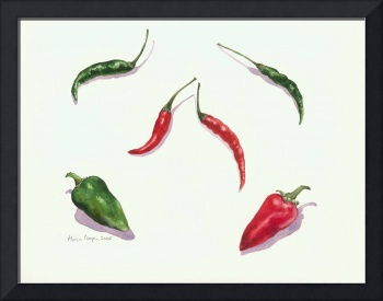 Chillies and Peppers, 2005