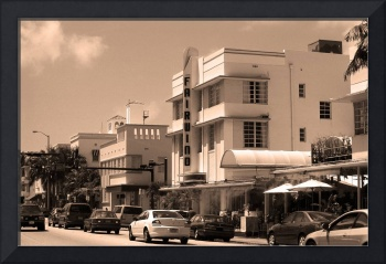 Miami South Beach - Art Deco 2003