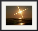 Glorious Morning Easter Card by Jacque Alameddine