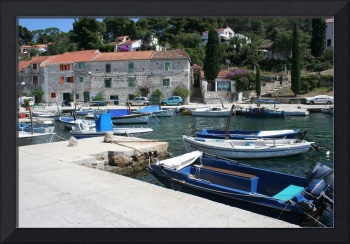 Croatia Harbor