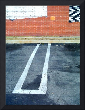 parking spot, glendale, ca