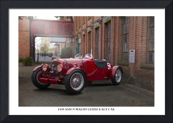 1938 Aston-Martin 2 Liter Race Car I