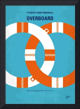 No815 My Overboard minimal movie poster