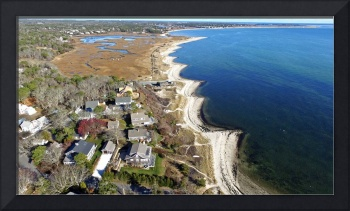 South Chatham, Cape Cod Aerial