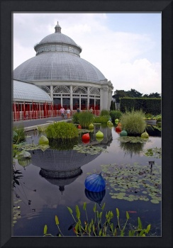 Gardens and Glass