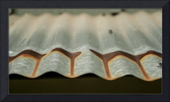 Metal Roof Rusted