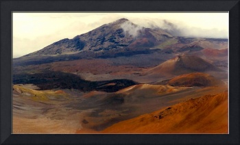 The Colors of Haleakala