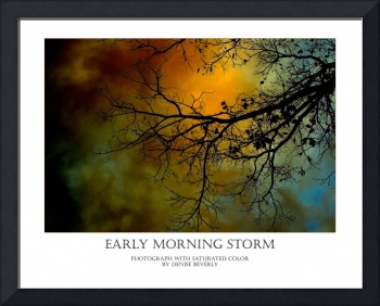 Early Morning Storm