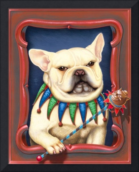 'The Jester' - French Bulldog