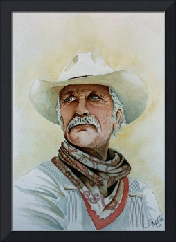 Robert Duvall as Augustus McCrae in Lonesome Dove