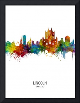 Lincoln England Skyline