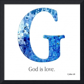 G, the Christian Alphabet