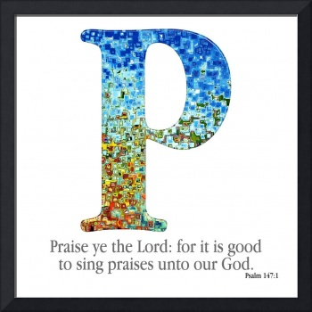 P, the Christian Alphabet