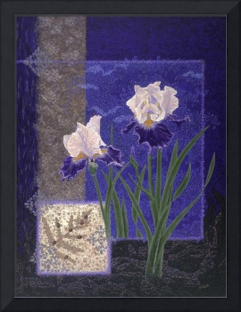 Fine Art Prints Irises Iris Flower Wall Art Decor