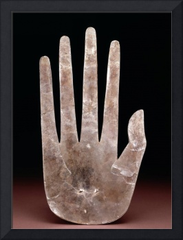 Hand by Ohio Hopewell culture