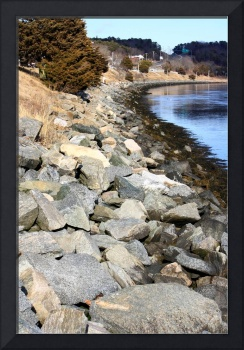 Cape Cod Canal Rocks #2