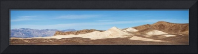 Death Valley Mountain Panorama