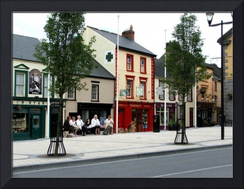 Street in Cashel, Ireland