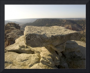Table Rock at Palo Duro