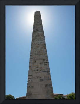 The Walled Obelisk in Istanbul, Turkey