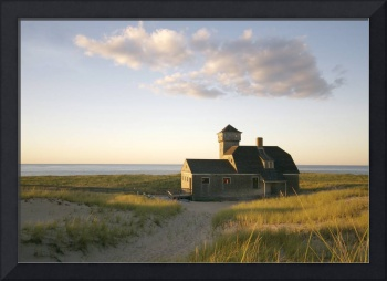 Old Harbor Lifesaving Station (Provincetown, Cape