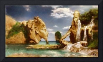 Akhenaten Monument Beach