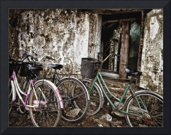 Bicycles in Hoi An 2
