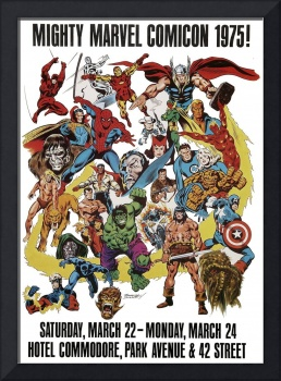 Mighty Marvel Convention 1975