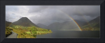 Rainbow Over Wastwater