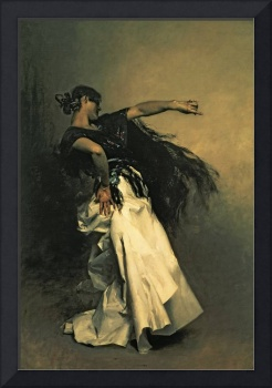 The Spanish Dancer, study for El Jaleo, 1882