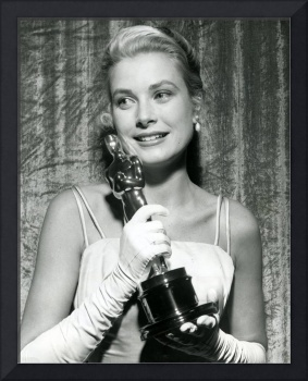 Grace Kelly at awards show
