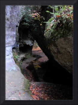 Old Man's Cave -- Southern Ohio