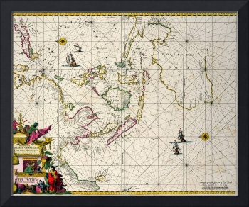 East Indies: Sea and coastal chart
