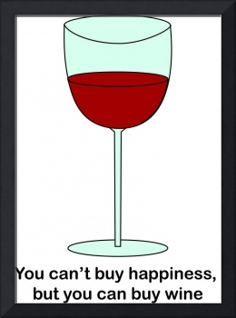 Can't Buy Happiness (Wine)