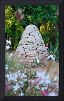 Cairn in the Meditation Garden