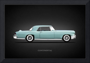 Lincoln Continental MkII 1956