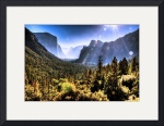 Tunnel View by Mark Cullen