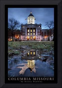 Columbia Missouri: Jesse Hall
