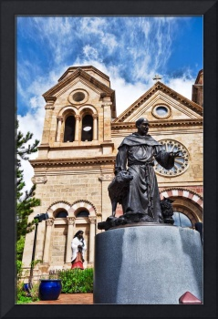 St. Francis Cathedral Basilica Study 2