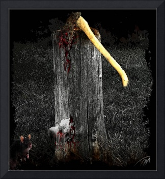 Sacred  Blood Stump