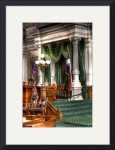 Texas Senate Dais 3 by Dave Wilson