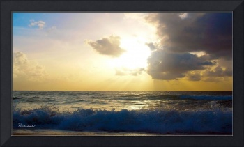 Sunrise Seascape B3