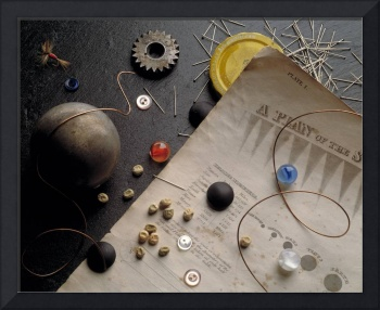 Plan of the Solar System