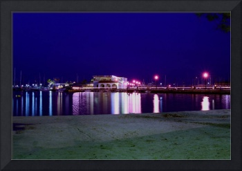 Marina at Night  (10053-RDA)
