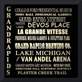 Grand Rapids Michigan Famous Landmarks